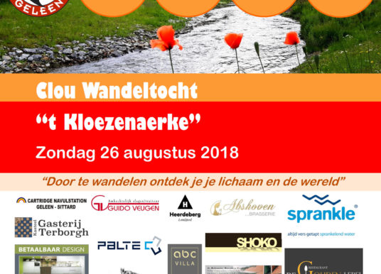 Clou Wandeltocht 2018
