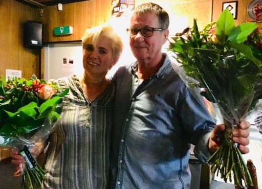 Jubilarissen TTC Kluis – 25 & 55 jaar lid