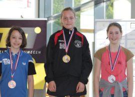 Leuk toetje voor Lienke Stijnen: Nederlands kampioen!