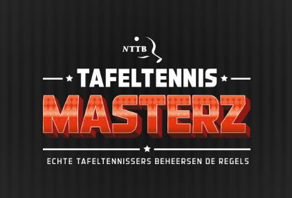 Tafeltennis Masterz