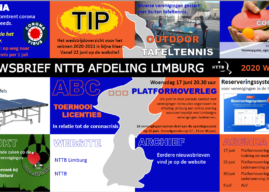 Nieuwsbrief NTTB Limburg